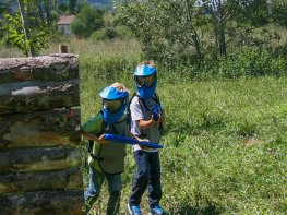 Ardèche PaintBall - Adventure camp