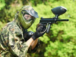 Centre Loisirs Ardeche - Paintball