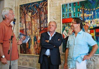 Des artistes barjac d couvrir office de tourisme c ze c vennes - Office du tourisme barjac ...